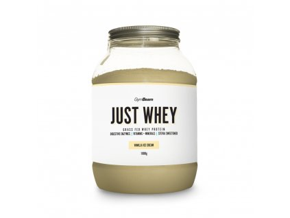 just whey vanilla 1