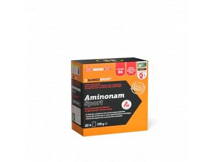 NAMEDSPORT AMINONAM SPORT obohacená směs esenciálních aminokyselin 240 g