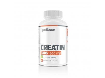 Kreatin TABS 1500 mg 200 tab - GymBeam