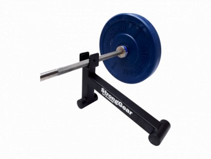 Deadlift bar jack