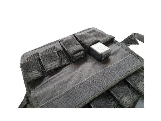 Zátěžová vesta 5,10, 15 a 20 kg (Váha 5kg)