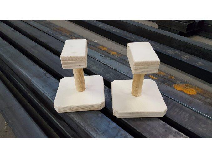 Hanstand cubes - stojánky na stojky