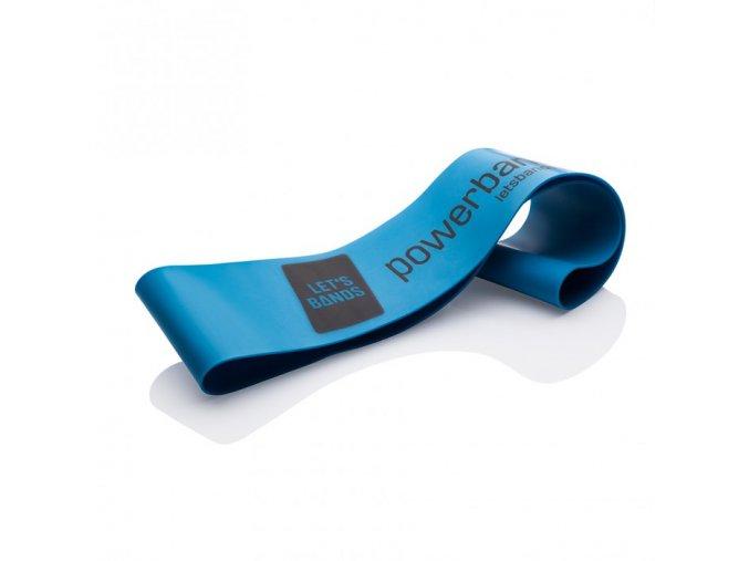 MINI odporová guma modrá