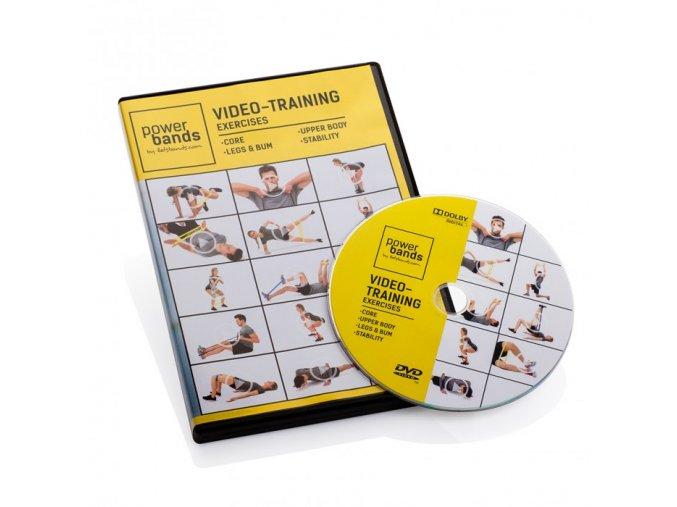 LETS BANDS tréninkové DVD