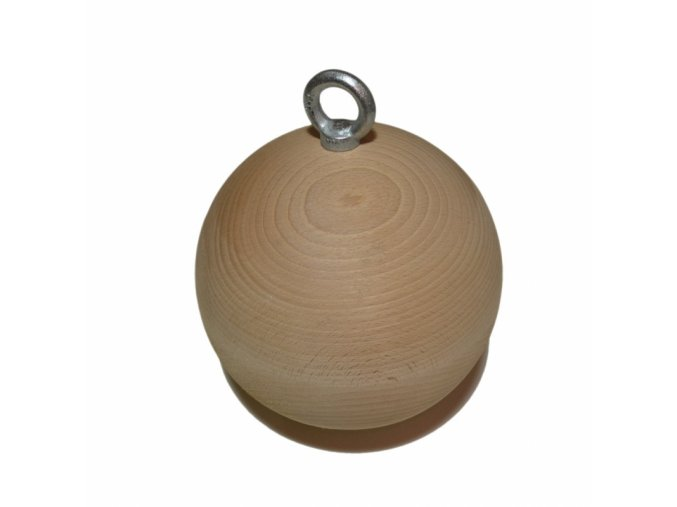 big wood ball 20cm