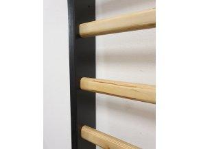 Dřevěné žebřiny 220x80 cm
