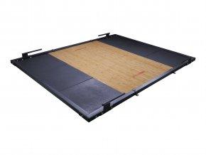 Vzpěračská platforma 240 x 180 cm