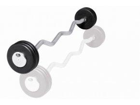 EZ činka, 10-50 kg, Crossmaxx (Váha 50 kg)