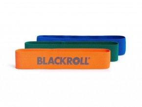Posilovací gumičky Blackroll