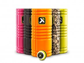 Foam Roller GRID a MB1