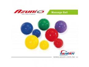 Masážní míček s výstupky