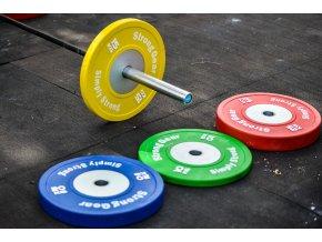 stronggear bumper plates