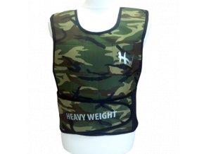 Zátěžová vesta ARMY 20 kg