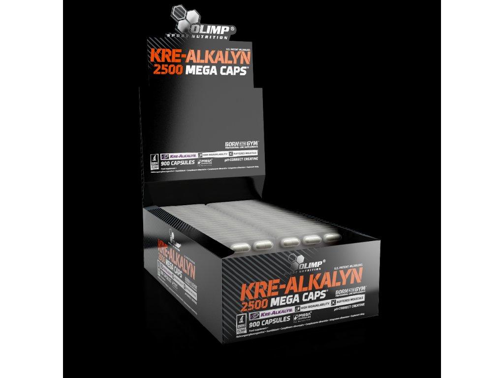 Kre-Alkalyn 2500 30 kapslí (Varianta Olimp)