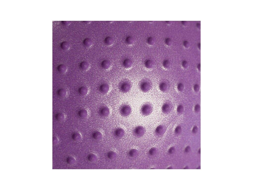 4802 masazni gymnasticky mic hms yb03 55 cm fialovy