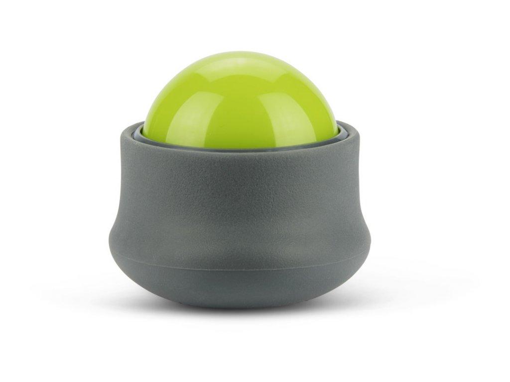 Masážní míček s držáčkem