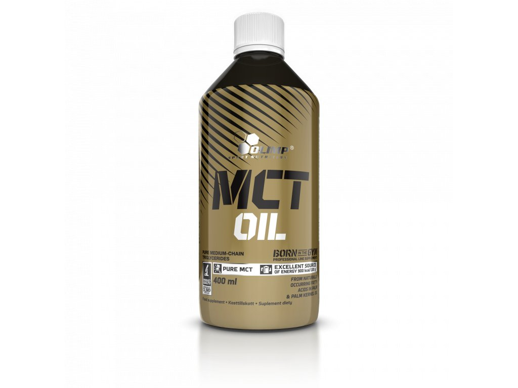MCT Oil 400 ml (Varianta Olimp)
