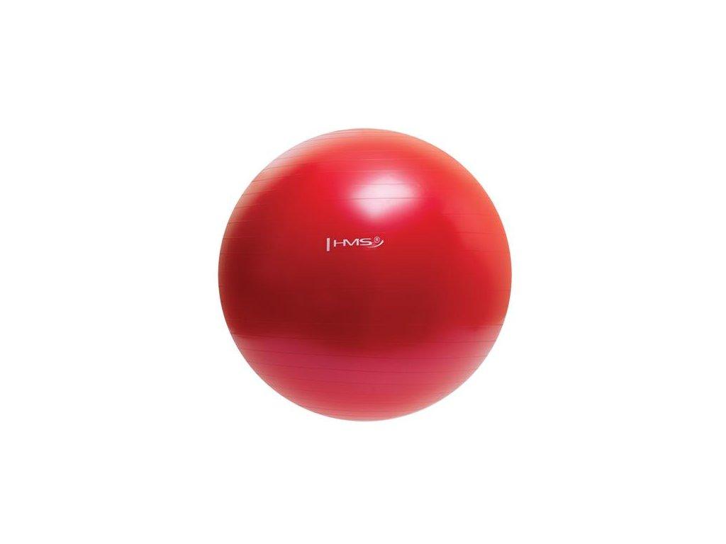 2754 4 gymnasticky mic 65cm cerveny