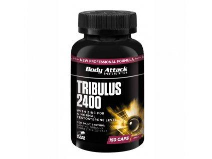 Body Attack Tribulus 2400 (Varianta 150 kapslí)