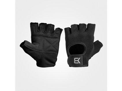 Better Bodies Rukavice Basic Gym Black (Barva Černá, Velikost L)