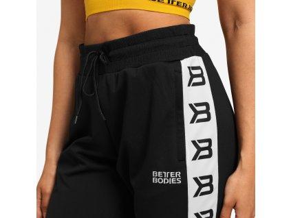 Better Bodies Tepláky Chelsea Track Black (Barva Černá, Velikost L, Určeno pro Ženy)