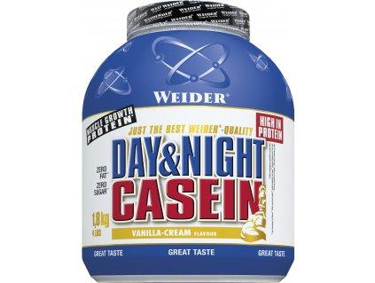 100% Casein Weider 1800 g (Varianta Čokoláda)