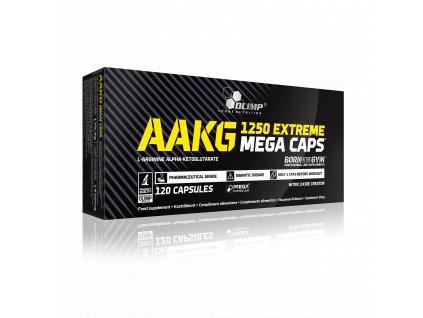 AAKG Extreme Mega Caps 1250 120 kapslí (Varianta Olimp)