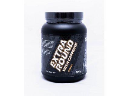 BEAR FOOT Extraround s kofeinem předtréninková směs 500 g (Varianta Pomeranč)