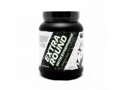 BEAR FOOT Extraround se synephrinem předtréninková směs 500 g (Varianta Tropical Fruit)