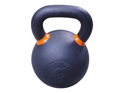 Kettlebell s práškovým nátěrem (Váha 40 kg)