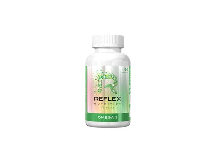 REFLEX NUTRITION OMEGA 3 EPA+DHA (Varianta 90 kapslí)