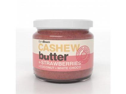 butter strawberries