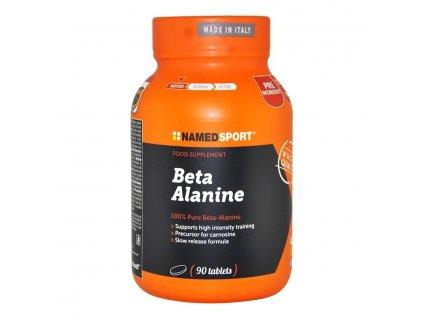 NAMEDSPORT Beta-Alanine 90 tablet (Varianta 100% čistá forma beta-alaninu)