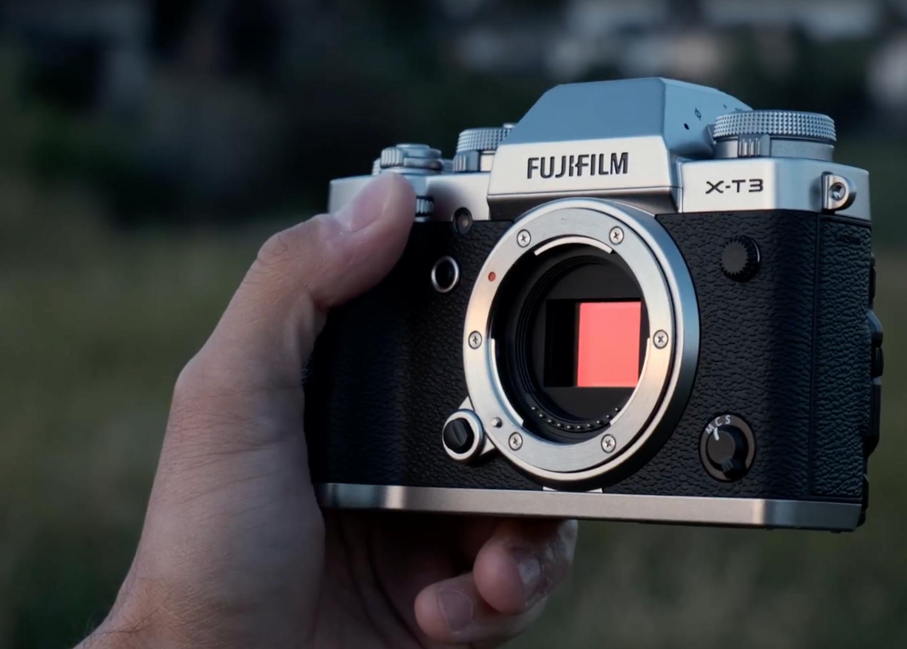 FUJI-TIP 33 (Funkce předsnímek   X-T3 a X-T30)