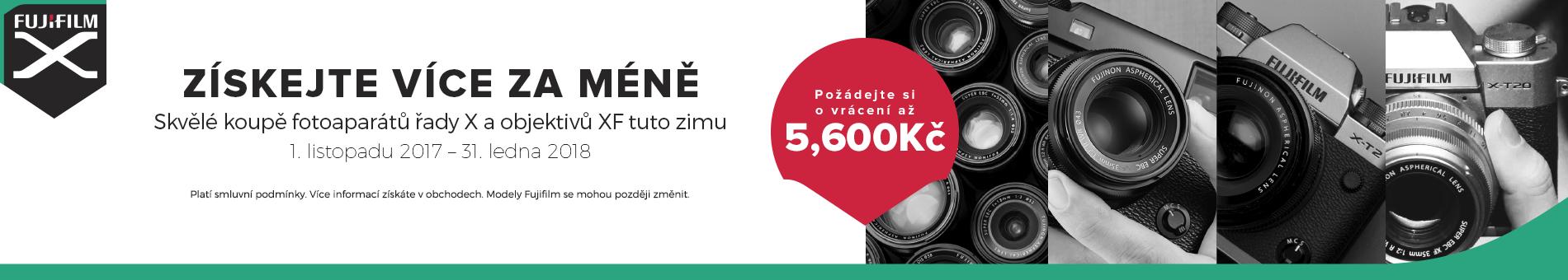 Akce cashback + slevy až 50.000kč na GFX