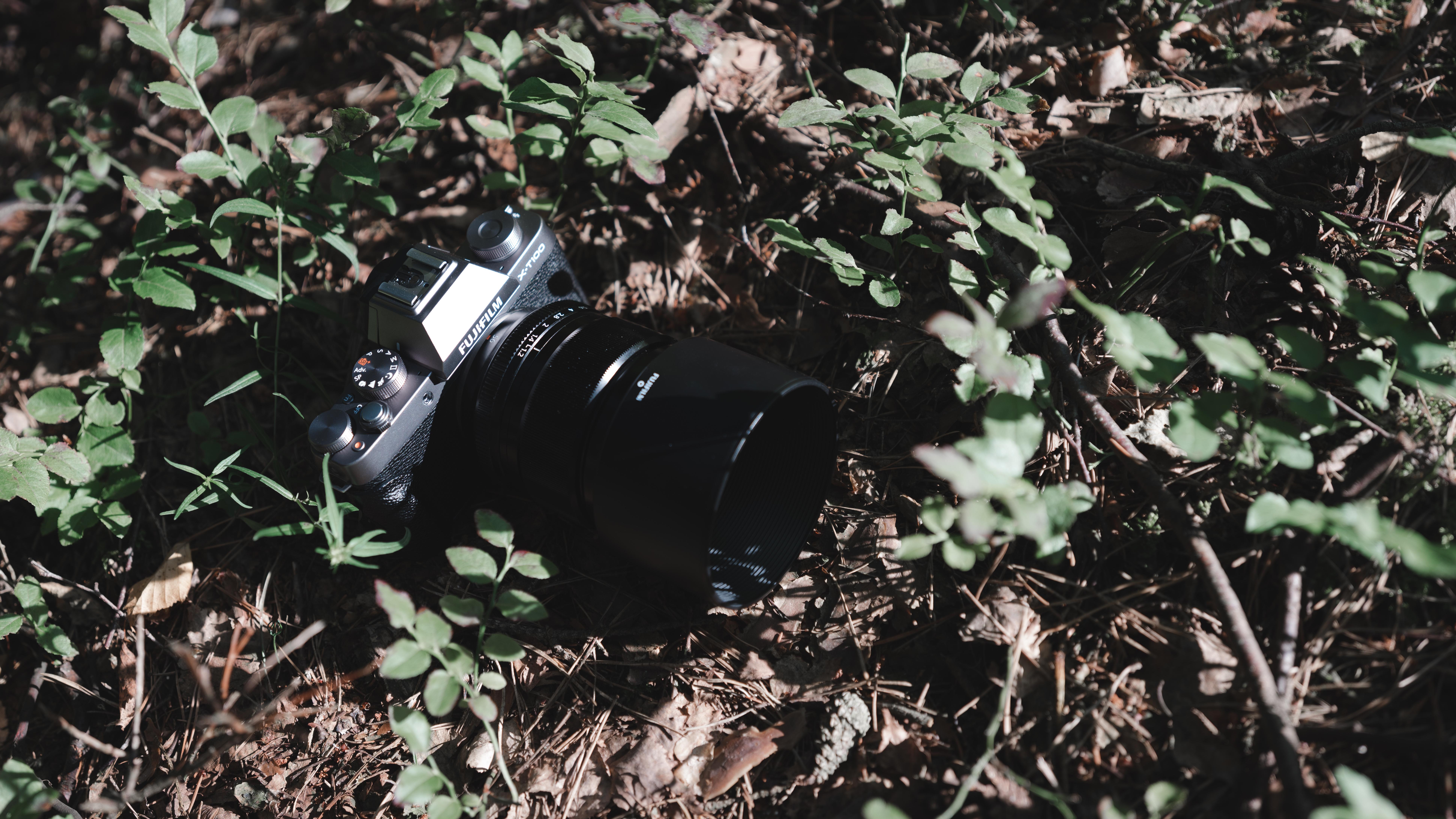 Lepší než jsme doufali? Novinka Fujifilm X-T100