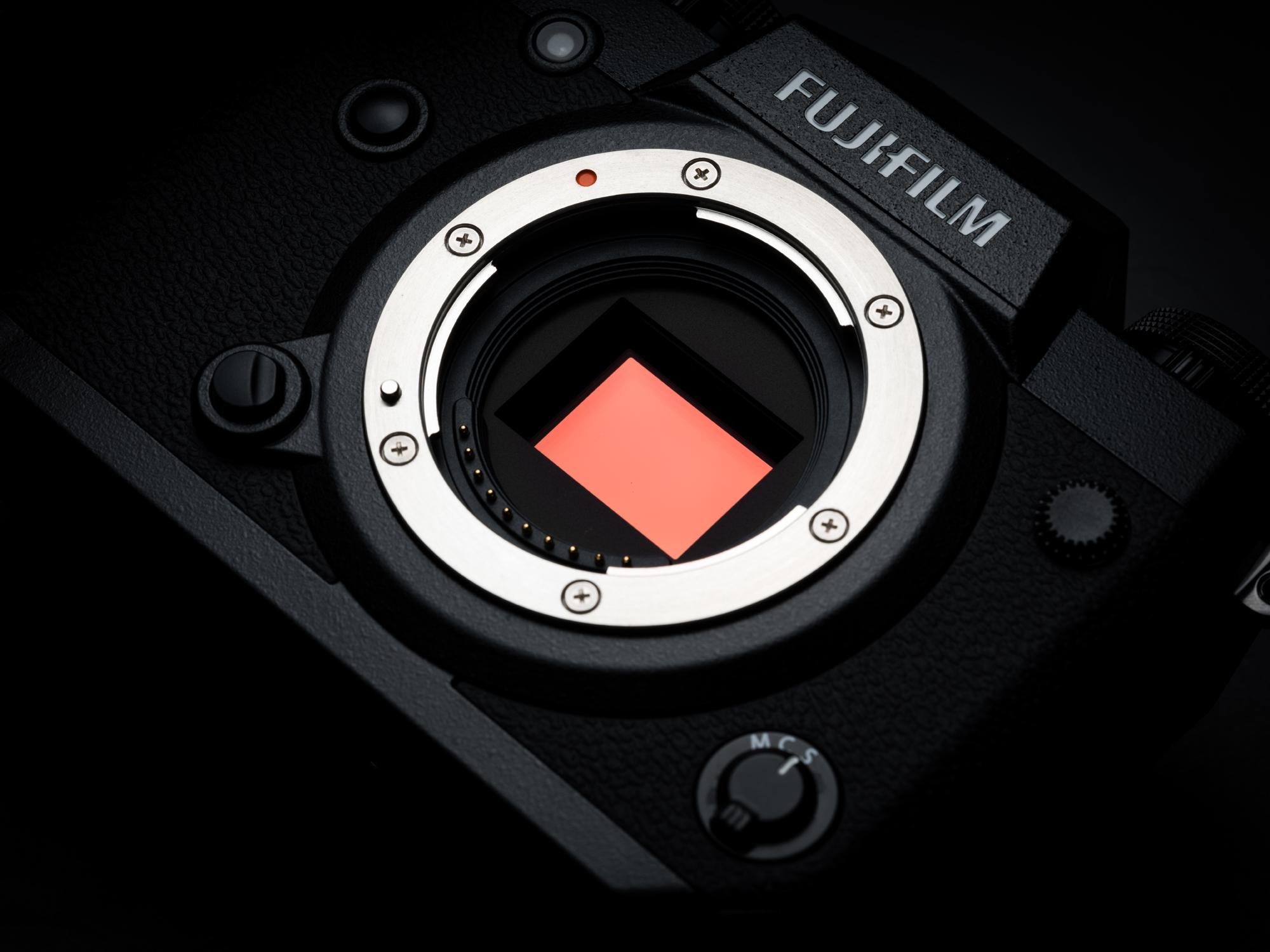 FUJI-TIP 19 (nastavení informací v hledáčku - elektronický horizont apod.)