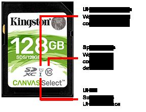 FUJI-TIP 31 (Jaká je nejlepší SD karta pro váš FUJIFILM?)