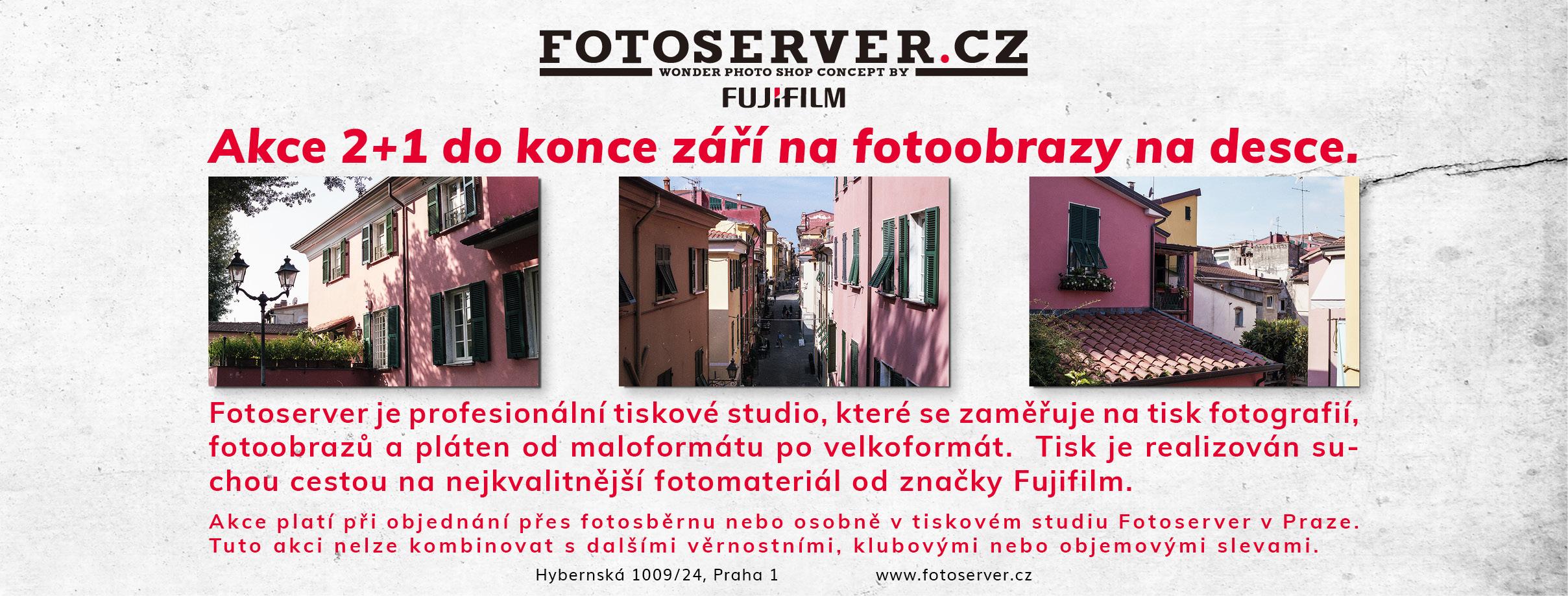 FOTOSERVER 2+1