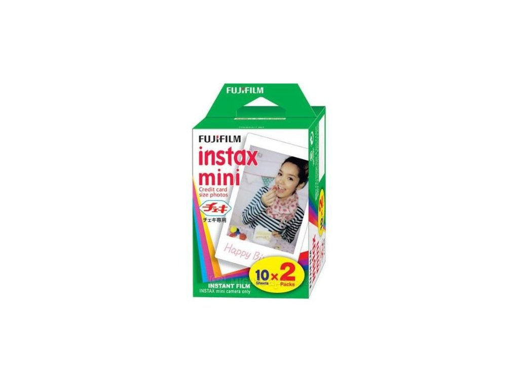 Instax mini film 20ks