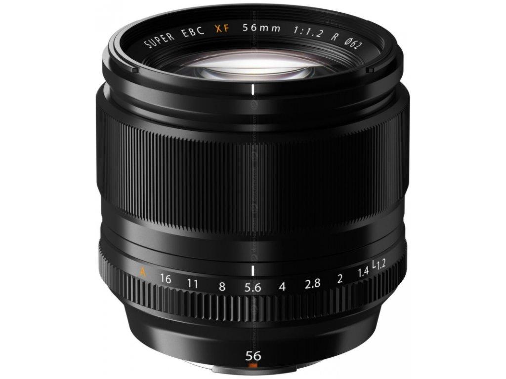 FUJINON XF 56mm f/1.2R  + dárkový set v hodnotě 2 500,- Kč