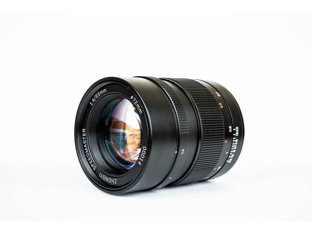 Mitakon Speedmaster 65mm f/1.4