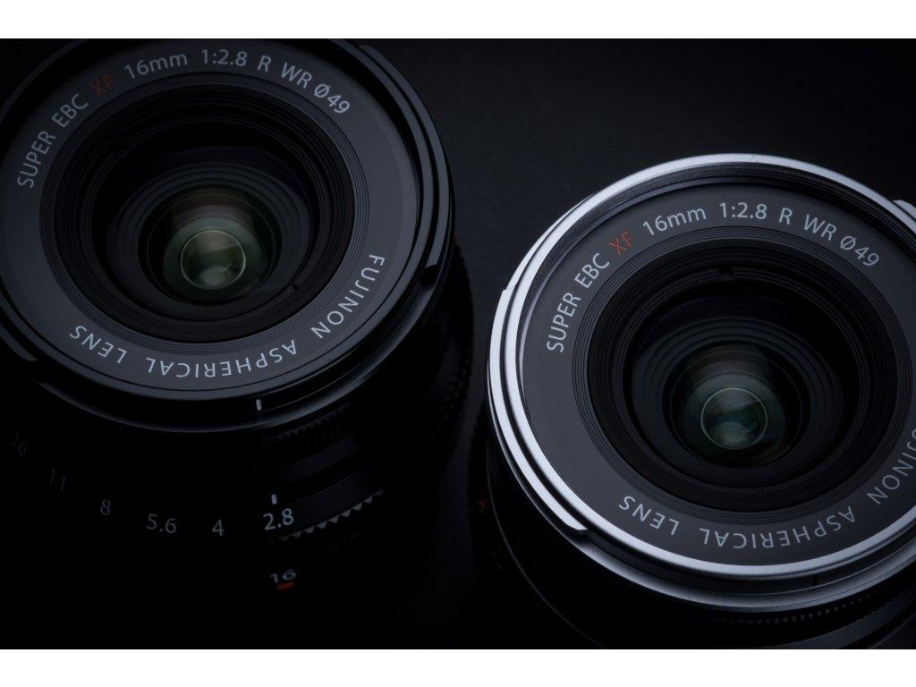 FUJINON XF 16mm /f2.8 WR + XF 35mm /f2 WR