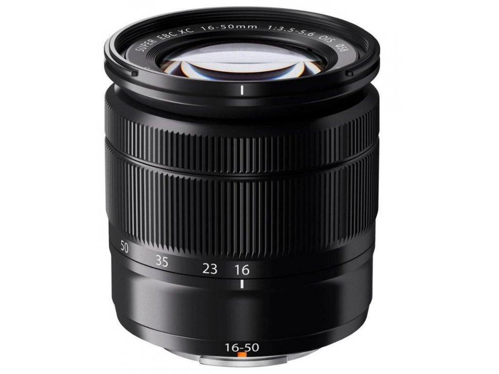 FUJINON XC 16-50mm f/3,5-5,6 OIS  + dárkový set v hodnotě 2 000,- Kč