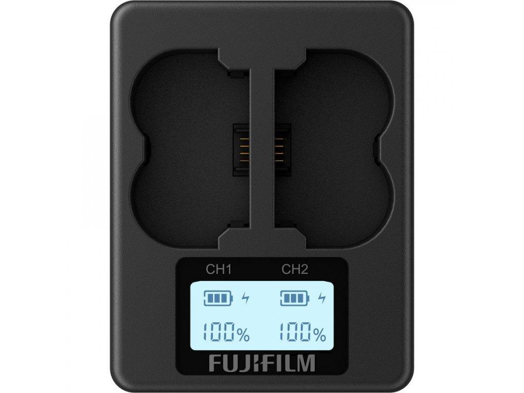 Fujiflm BC-W235 duální nabíječka pro NP-W235 (X-T4)