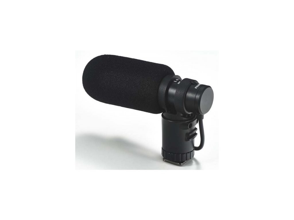 MIC-ST1 Microphone (X-E1, X-E2, X-20, X100S, X-S1, HS50) Size :Φ2.5mmAdapter included(Φ2.5mm→3.5mm、Φ2.5mm→USB Multi-connector