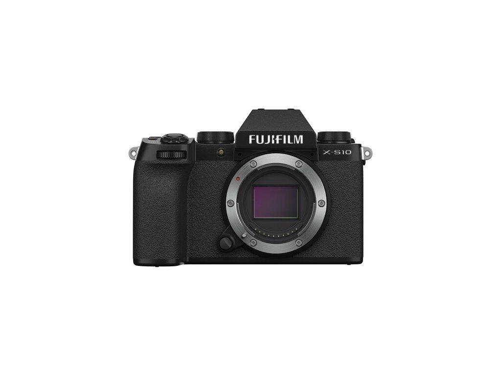 FUJIFILM X-S10 +XC15-45