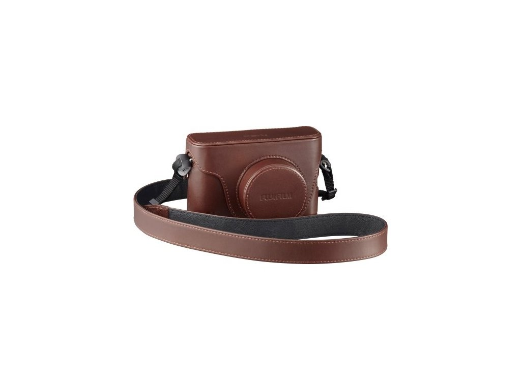 LC-X100S Premium Leather Case Brown (X100)