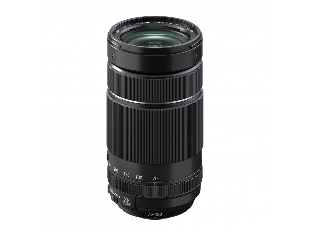 XF70 300 lensFront