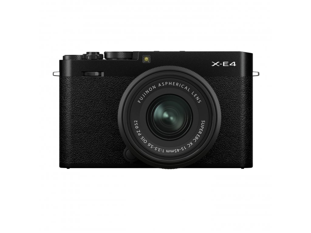 X E4 front XC15 45mm black